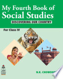 MY FOURTH BOOK OF SOCIAL STUDIES FOR CLA