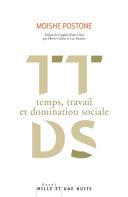 Pdf Temps, travail et domination sociale Telecharger