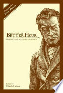 Creating the Better Hour Book