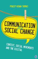 Communication for Social Change Pdf/ePub eBook