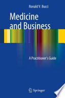 Medicine And Business Book PDF
