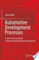 Automotive Development Processes