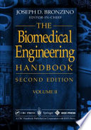 Biomedical Engineering Handbook 2 Book PDF