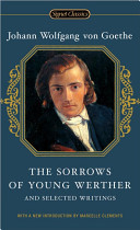 Pdf The Sorrows of Young Werther and Selected Writings