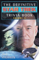Star Trek Trivia Book Volume Two PDF