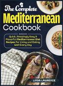 The Complete Mediterranean Cookbook