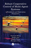 Robust Cooperative Control of Multi Agent Systems