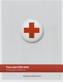 First Aid  CPR  AED Participant s Manual