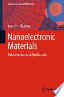 Nanoelectronic Materials