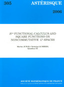The Functional Calculus For Sectorial Operators [Pdf/ePub] eBook