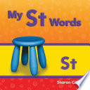 My St Words Guided Reading 6 Pack Book