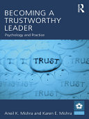 Becoming a Trustworthy Leader ebook