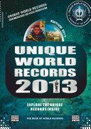 Unique World Records 2013
