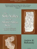 The Sola Valley and the Monte Alb  n State