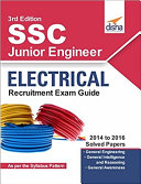 SSC Junior Engineer Electrical Recruitment Exam Guide 3rd Edition [Pdf/ePub] eBook