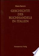Geschichte des Buchhandels in Italien