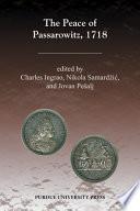 The Peace of Passarowitz, 1718