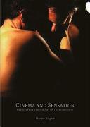 Cinema and Sensation
