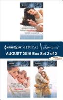 Harlequin Medical Romance August 2016 - Box Set 2 of 2
