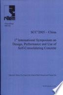 Pro 42 1st International Rilem Symposium On Design Performance And Use Of Self Consolidating Concrete Scc 2005 China
