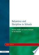Behaviour   Discipline in Schools  Two