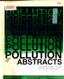 Pollution Abstracts Book PDF