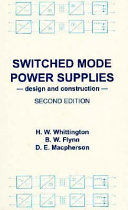 Switched Mode Power Supplies