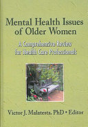 Mental Health Issues of Older Women
