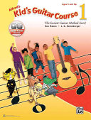 Alfred's Kid's Guitar Course 1