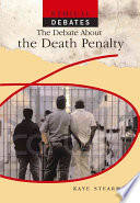 The Debate About The Death Penalty