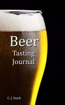 Beer Tasting Journal Book