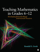 Teaching Mathematics in Grades 6   12