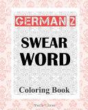 German 2 Swear Word Coloring Book Book PDF