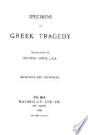 Eschylus and Sophocles Book PDF