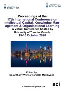17th International Conference on Intellectual Capital, Knowledge Management & Organisational Learning Pdf/ePub eBook