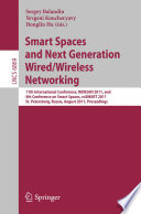 Smart Spaces And Next Generation Wired Wireless Networking