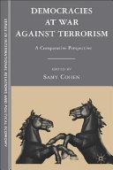 Democracies at War Against Terrorism ebook