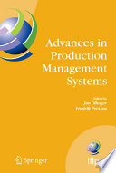 Advances in Production Management Systems Book