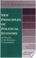 New Principles Of Political Economy