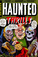 Haunted Thrills, Number 11, Blood in the Sky