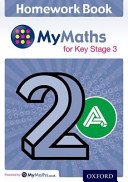 MyMaths: for Key Stage 3: Homework Book 2A (Pack of 15)