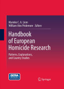Pdf Handbook of European Homicide Research