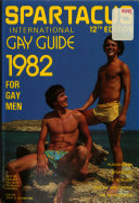 Spartacus International Gay Guide for Gay Men
