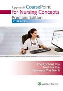 Lww Coursepoint for Nursing Concepts  Plus Lww NCLEX RN Passpoint Package