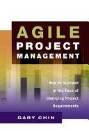 Agile Project Management Book
