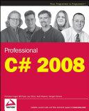 Professional C  2008