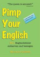 Pimp Your English