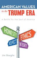 American Values in the Trump Era Book