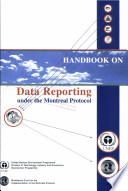 Handbook on Data Reporting Under the Montreal Protocol Book