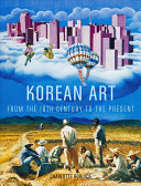 link to Korean art : from the 19th century to the present in the TCC library catalog